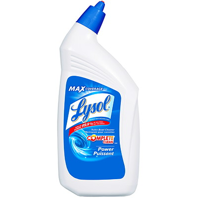 Lysol Disinfectant Toilet Bowl Cleaner, 946 mL SQUEEZE BOTTLE