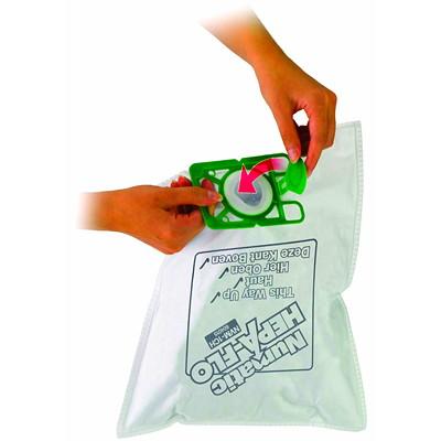 NaceCare HEPA-Flo Disposable Filter Bags, 15 L, 10/PK  VACUUM BAGS FOR 4 GALLON VACS