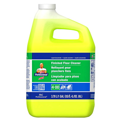 Mr. Clean Professional Concentrated Finished Floor Cleaner, 3.78 L