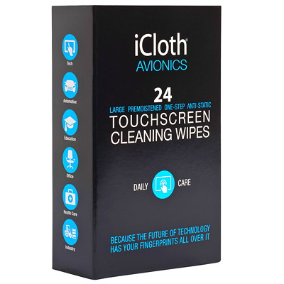 Screen Cleaning Cloths