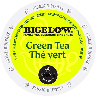Bigelow Tea K-Cup Pods  FOR USE WITH KEURIG SINGLE CUP KB145  KB200 AND KB155