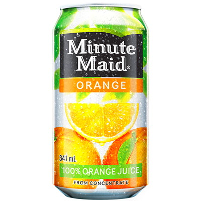 Minute Maid Juice