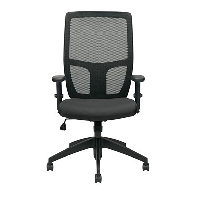 Offices To Go Format High-Back Simple Synchro-Tilt Chair HIGH BACK  SYNCHRO TILTER