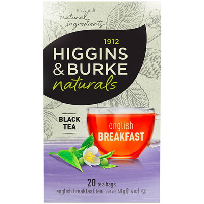 Higgins & Burke Fine Teas ALLY WRAPPED 20ENV/BX 6BX/CT