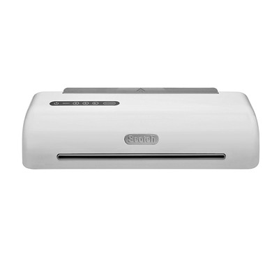 "Scotch Pro Thermal Laminator 18""/MIN THRU SPED.60SEC WARMUP HOT & COLD 6 MIL CAP WHITE"