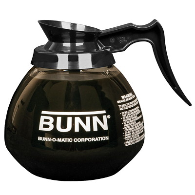 Bunn 64 oz. Glass Decanter FAST & ACCURATE POURING