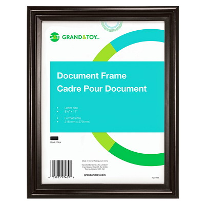 Grand & Toy Document Frame