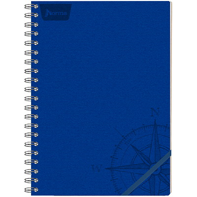 Norma Leather Concept Sugar Cane Paper Notebook 240 PGS  SUGARCANE PAPER
