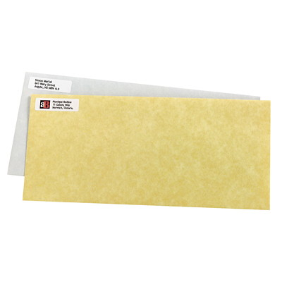 Avery White Easy Peel Address Labels 1-3/4X1/2 AVERY 2000 LABELS/PK 80 LABELS PER SHT