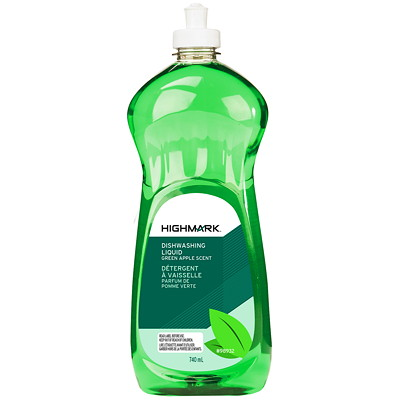 Highmark Liquid Dish Soap, 740mL 740ML SQUEEZE BOTTLE READY TO USE