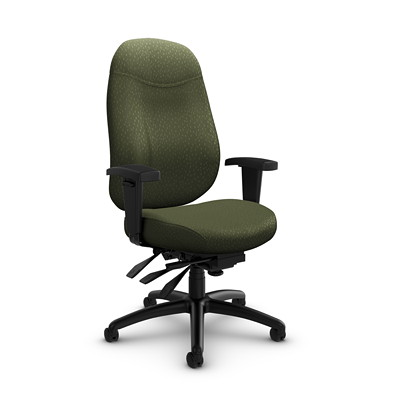 Global Granada Deluxe High-Back Multi-Tilter Chair