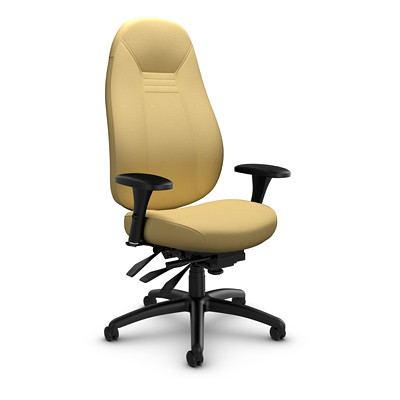 Global ObusForme Comfort High-Back Multi-Tilter Chair