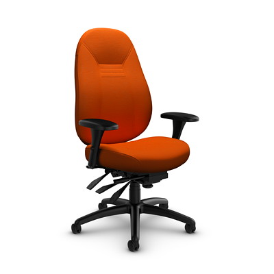 Global ObusForme Comfort Mid-Back Multi-Tilter Chair