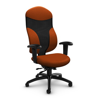 Global Tye High-Back Mesh Multi-Tilter Chair