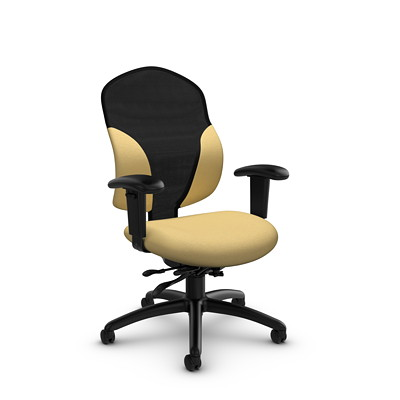 Global Tye Mid-Back Mesh Multi-Tilter Chair