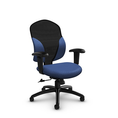 Global Tye Mid-Back Mesh Tilter Chair