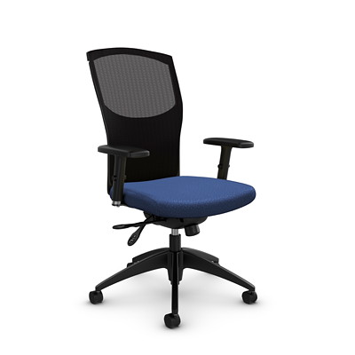 Global Alero High-Back Mesh Multi-Tilter Chair