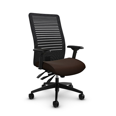 Global Loover High-Back Mesh Multi-Tilter Chair