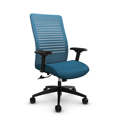 Global Loover High-Back Mesh Tilter Chair
