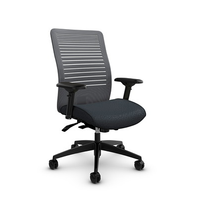 Global Loover Mid-Back Mesh Tilter Chair