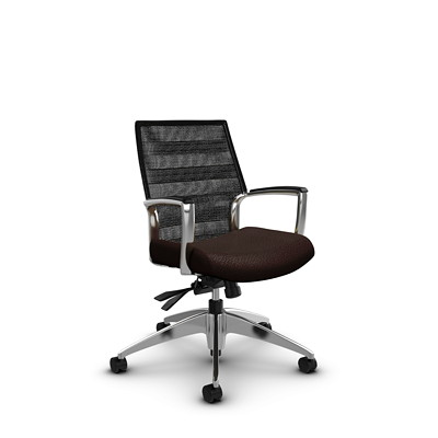 Global Accord Low-Back Mesh Tilter Chair