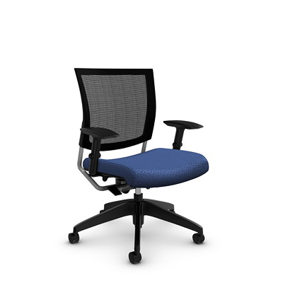 Global Graphic Mesh Posture Chair