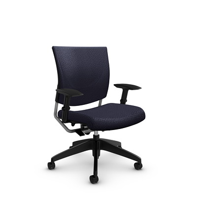 Global Graphic Posture Chair