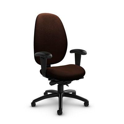 Global Malaga High-Back Synchro-Tilter Chair