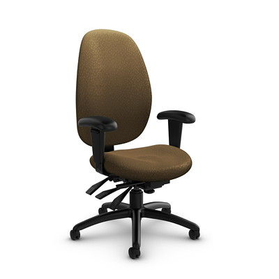 Global Malaga High-Back Multi-Tilter Chair