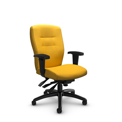Global Synopsis Mid-Back Multi-Tilter Chair