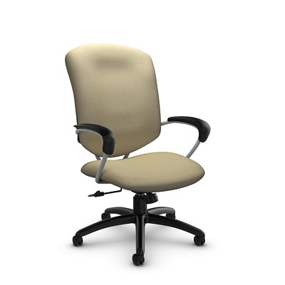 Global Supra High-Back Tilter Chair