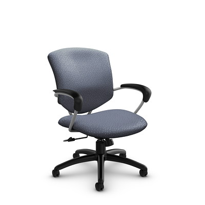 Global Supra Mid-Back Tilter Chair