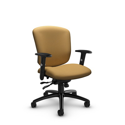 Global Supra-X Synchro-Tilter Chair
