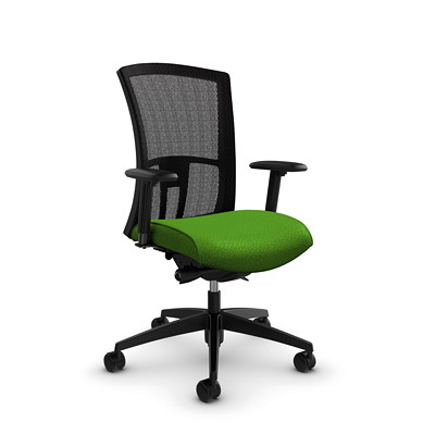 Global Vion High-Back Mesh Synchro-Tilter Chair