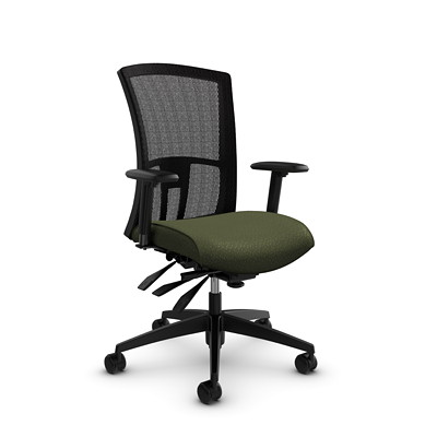 Global Vion High-Back Mesh Multi-Tilter Chair