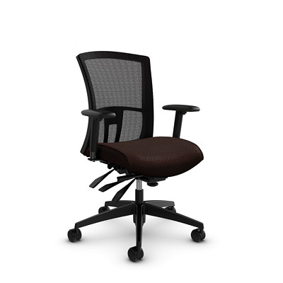 Global Vion Mid-Back Mesh Multi-Tilter Chair