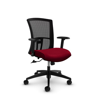 Global Vion Mid-Back Mesh Tilter Chair