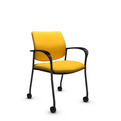 Global Sidero Armchair with Casters
