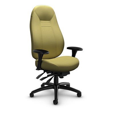 Global ObusForme Comfort 24-Hour High-Back Multi-Tilter Chair
