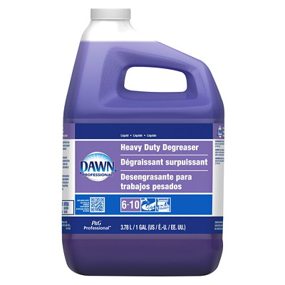 Dawn Professional Heavy-Duty Degreaser, 3.78 L