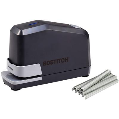 Bostitch Impulse 45 Full Strip Electric Stapler, Black, 45 Sheet Capacity 45 SHEETS CAPACITY BLACK