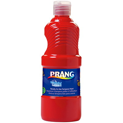 Prang Ready-To-Use Tempera Paint - 32 oz READY-TO-USE  WASHABLE