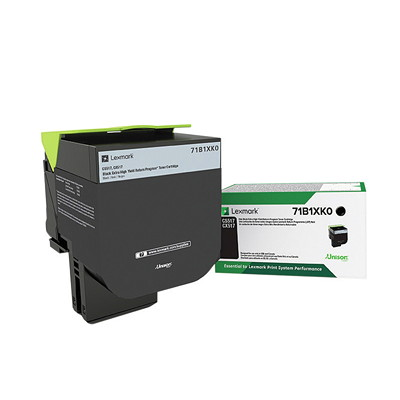 Lexmark Toner Cartridge RETURN PROGRAM 8000 PG YIELD CS/X517