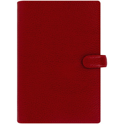 Filofax Finsbury Multilingual Weekly Organizer FINSBURY - CHERRY PERSONAL SIZE  ENGLISH