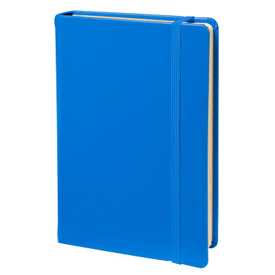 Quo Vadis Habana Hardcover Lined Notebook  HABANA COVER BLUE