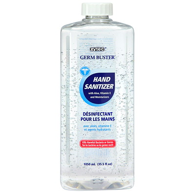 ZYTEC SANITIZER 70% 1.05L RFL WITH ALOE  REFILL