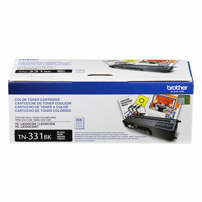 Brother Colour Laser Toner Cartridge   2500 PG YIELD