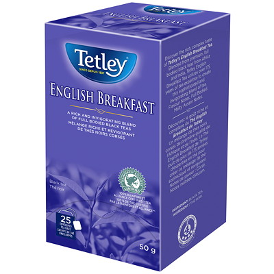Tetley Tea DRAWSTRING TEA BAG