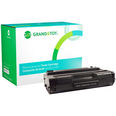 Grand & Toy Compatible LaserJet Toner Cartridge HIGH YIELD 5000 PGS