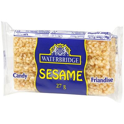 Waterbridge Sesame Snacks WATERBRIDGE